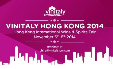Vinitaly sbarca ad Hong Kong