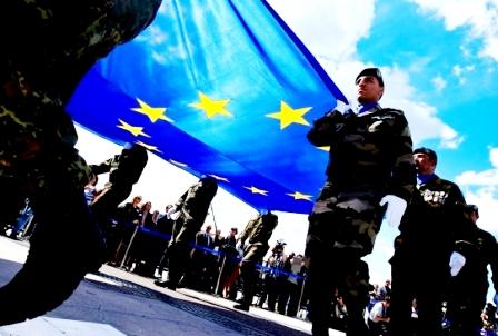 UE - Esercito Europa
