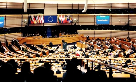 Ban ki moon al parlamento europeo futuro europa for Rassegna stampa parlamento