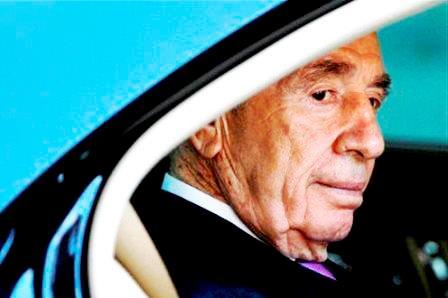 I grandi del mondo salutano Peres