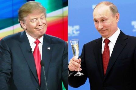 Putin si congratula con Trump: