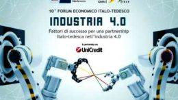Industria 4.0 - Forum - Italia-Germania