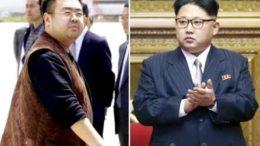 King Jong-Nam - Kim-Jong-Un - Corea