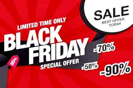 Ecco tutti gli sconti per il Black Friday — Samsung