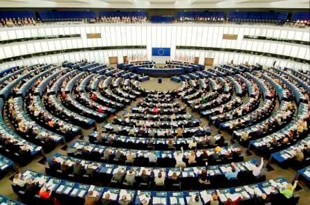 Parlamento ue lancia le europee 2014 futuro europa for Diretta parlamento oggi