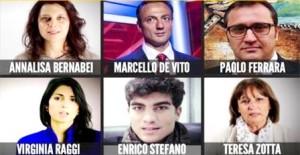 Candidati Sindaco Roma - M5S