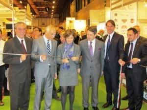 Inaugurazione Area Italia - Madrid