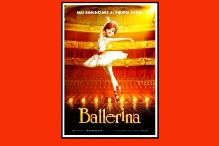 Ballerina Film 2016 Futuro Europa