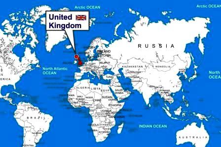 Immagini Della Cartina Della Gran Bretagna.Il Posto Della Gran Bretagna Futuro Europa