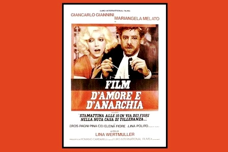 Film d'amore e d'anarchia (Film, 1973)