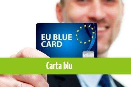 Carta Blu UE per attrarre lavoratori qualificati